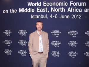 Prof Bendell WEF Istanbul